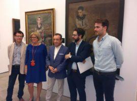 El Bellas Artes acoge una veintena de obras que dialogan con su colección contemporánea en homenaje a las 'SinSombrero'