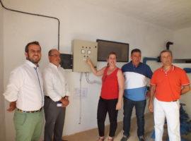 Mejora del sistema de abastecimiento de Belerda y avances en la resolución de la depuración de aguas residuales