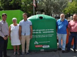Diputación, Ecovidrio y Monachil concienciarán sobre el reciclado de vidrio en la Vuelta Ciclista a España