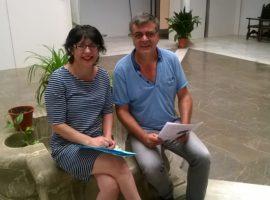 Entrevista a Manuel Huete, presidente de la Asociación Co-Marca Natural con motivo de la primera Feria de Productos Naturales de la Comarca de Guadix (VIDEO)