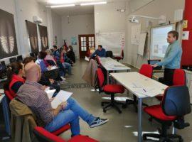 Agentes Guadalinfo de Granada mejoran en Guadix y Huétor Tájar su formación en estrategias Smart Cities en zonas rurales