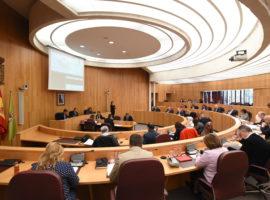 Diputación aprueba un presupuesto social que busca crear empleo y mejorar los servicios públicos en los municipios