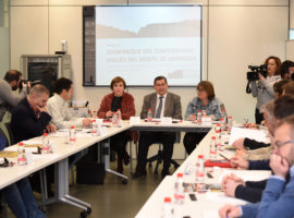 Los evaluadores de UNESCO visitarán Granada el próximo verano para conocer el proyecto de Geoparque