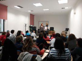 Arranca con cuarenta participantes el nuevo curso sobre igualdad y autoestima