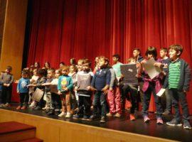Gran participación en la fiesta del Día del Libro en el Teatro Mira de Amescua