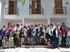 La Junta ya ha puesto en macha los planes de gestión integral de los montes públicos en las ocho provincias de Andalucía