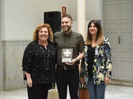 Juan Domingo Aguilar gana el Premio Andaluz de Poesía Villa de Peligros en su 33 edición