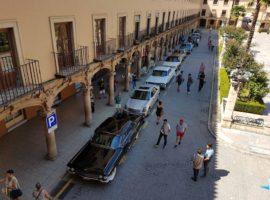 Cadillac Club La Salle de España inicia su XX Concentración de Cadillacs con una visita a Guadix