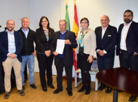 La Junta subvenciona a la comunidad de regantes Aldeire-La Calahorra con unos 4'4 millones de euros