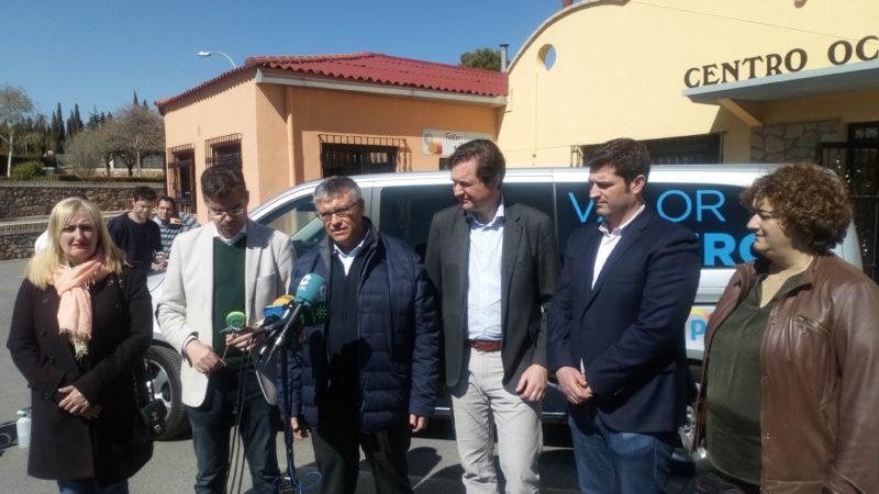 El Partido Popular de Guadix felicita a la Asociación San José por la realización de su Viacrucis viviente
