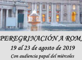 La parroquia de Santiago de Guadix organiza una peregrinación a Roma