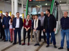 Fomento y Medio Ambiente abordan el seguimiento de la  evaluación ambiental del Metropolitano de Granada