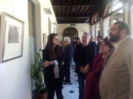 La Delegación de Educación acoge una exposición de grabados de alumnado de la Escuela de Arte de Granada