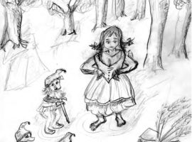 Ilustración: Leónidas Gómez Álvarez