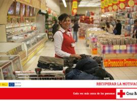 Más de 89.000 personas vulnerables buscan una oportunidad de empleo con Cruz Roja