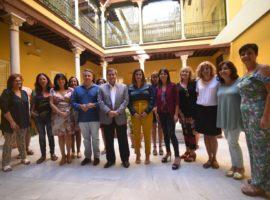 Diputaciones andaluzas coordinan el mensaje del Día Internacional contra la Violencia de Género