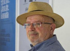 DESNUDO EN INFINITO NOS CONTEMPLA por José Vicente Pascual
