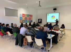 Jornada sobre SENDEROS en el Grupo de Desarrollo Rural de Guadix en el marco de la Estrategia de Desarrollo Local 2016-2020