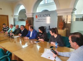 El Ayuntamiento de Guadix adopta una serie de medidas para a minimizar el riesgo de contagio del coronavirus COVID-19