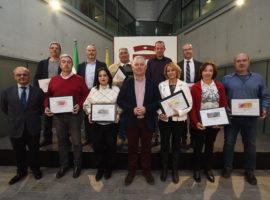 Diputación elabora un estudio sobre riesgos naturales en 16 municipios de la provincia